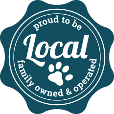 Proud to be Local - Family Owned and Operated